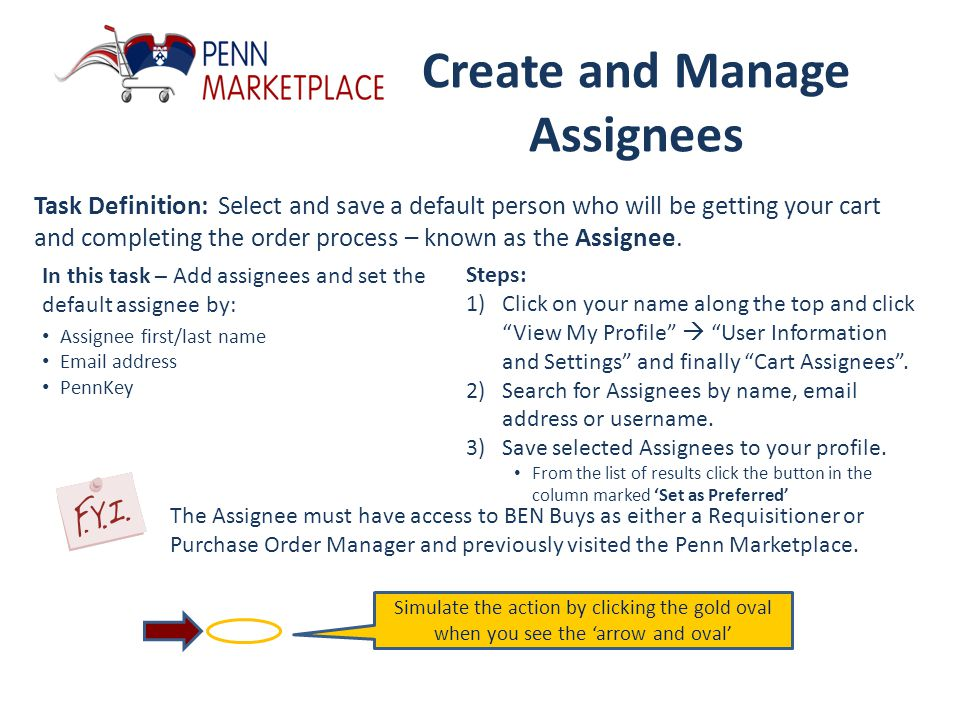 Shopper Guides Create and Manage Assignees Create a Cart Assign a Cart Unassign a Cart