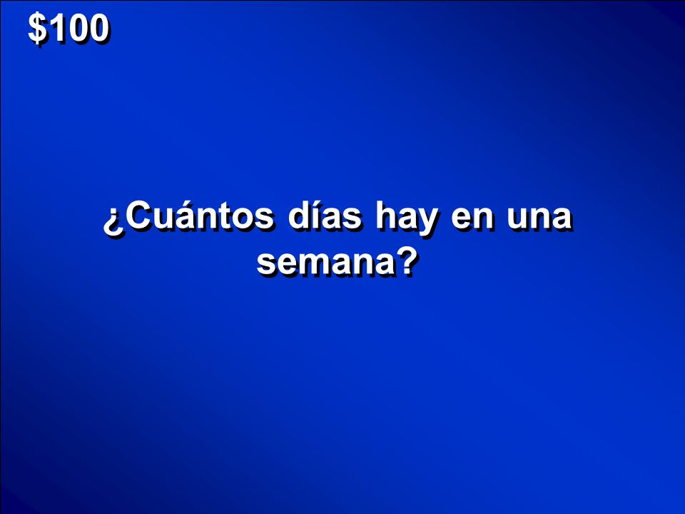 © Mark E. Damon - All Rights Reserved $800 What is cortar el césped? Scores