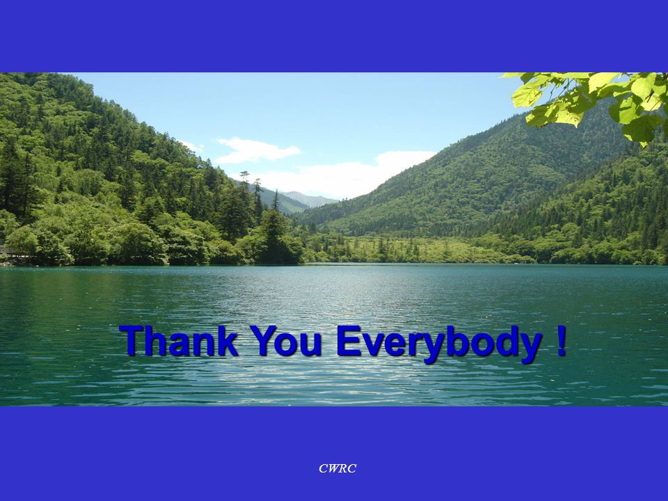 Thank You Everybody !
