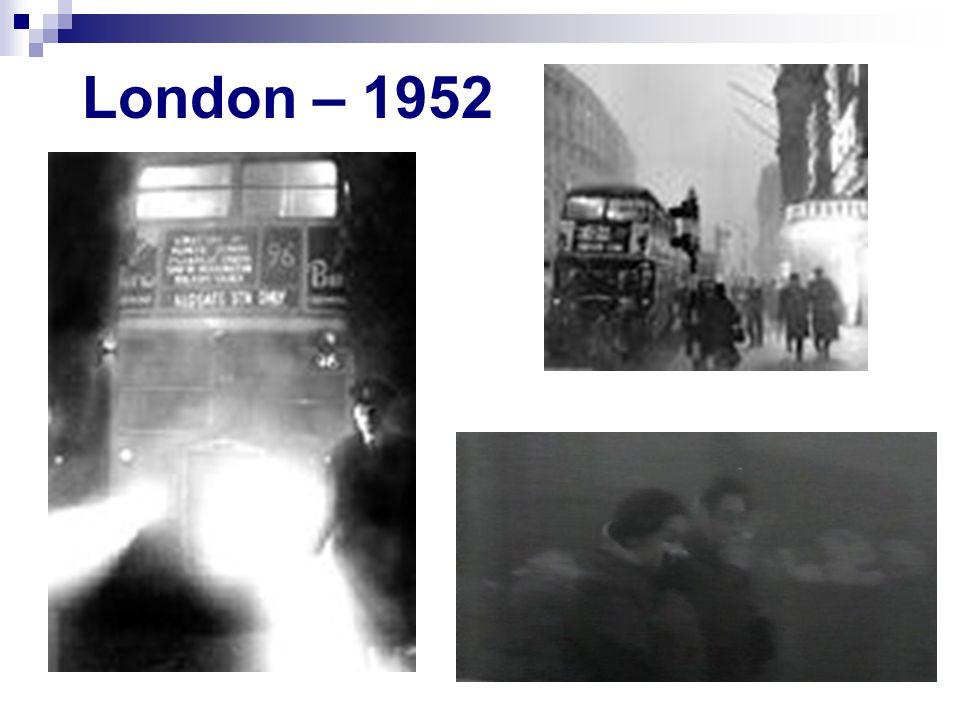 London – 1952