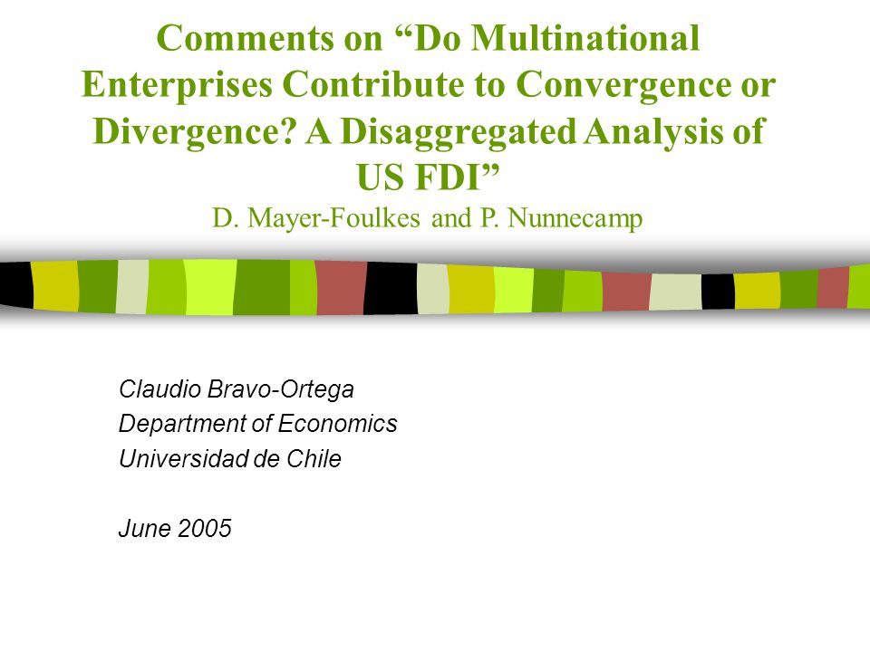 General Comments Acknowledgement to the authors.