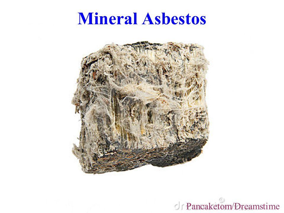 Mineral Asbestos Pancaketom/Dreamstime