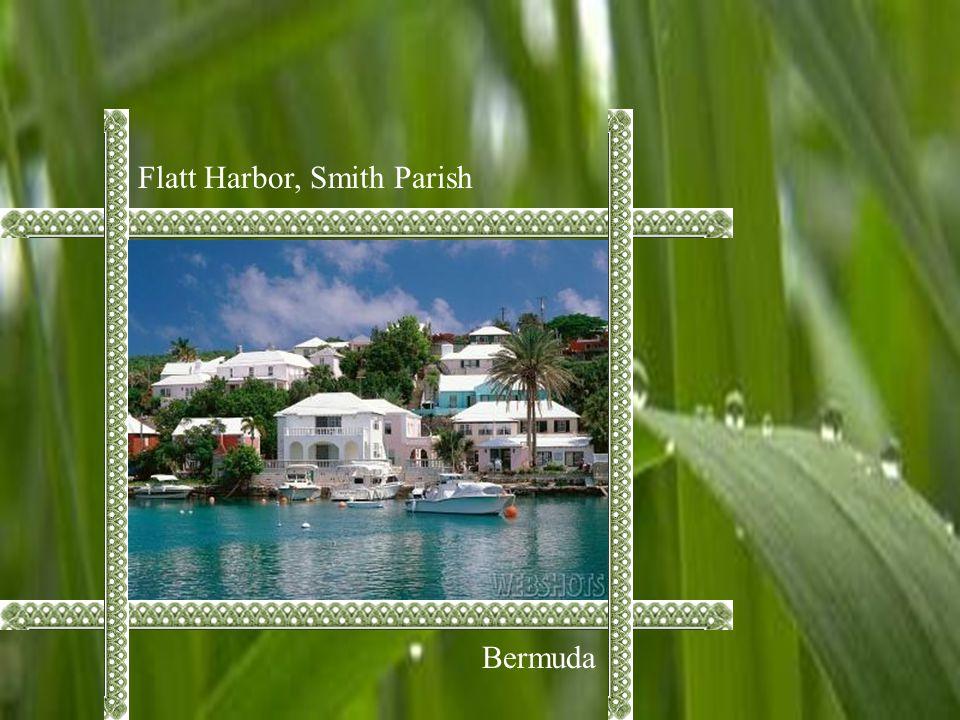 Flatt Harbor, Smith Parish Bermuda