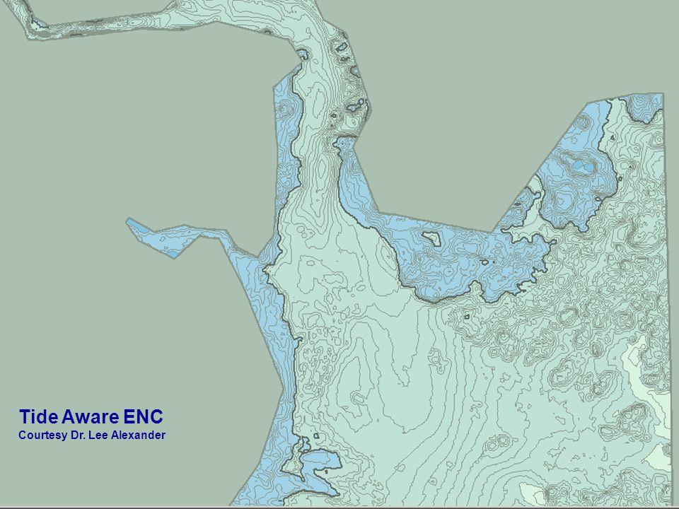 Tide Aware ENC Courtesy Dr. Lee Alexander