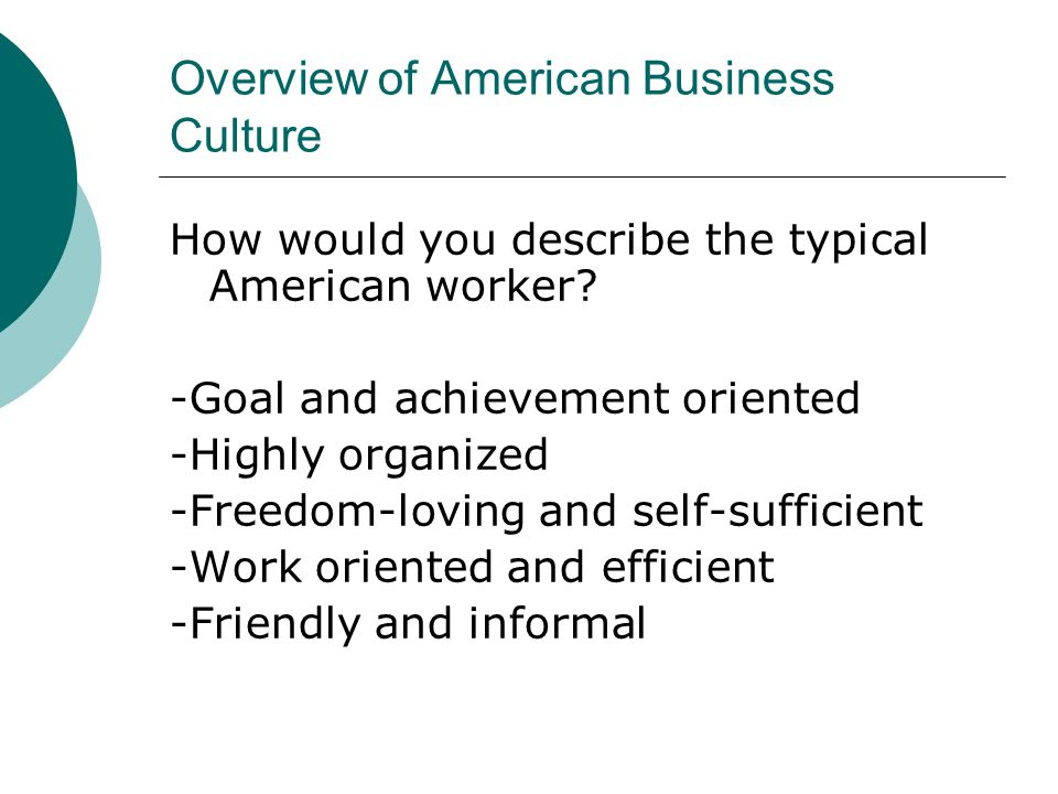 American Business Negotiation Strategies How do Americans negotiate.