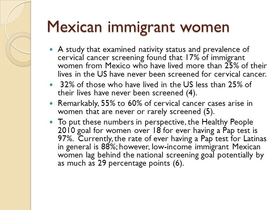 Data Encuesta Nacional de Salud y Nutrición (ENSANUT 2006) (Mexico's National Health and Nutrition Survey).