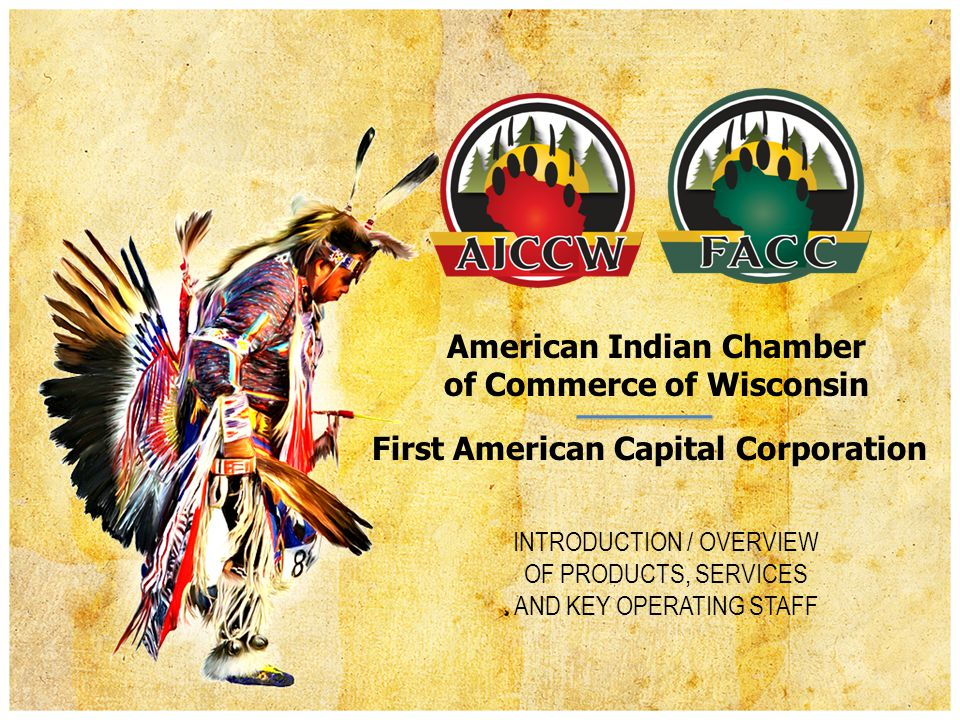 AICCW FACC AICTA Getting Resources to Your Business & Community 2