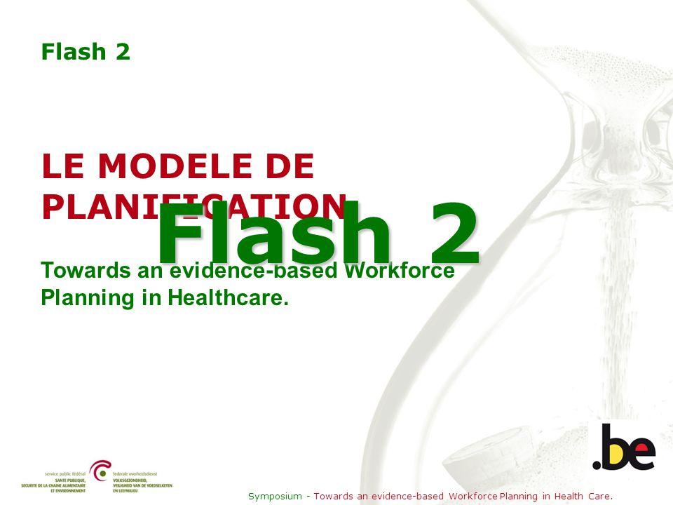 Symposium - Towards an evidence-based Workforce Planning in Health Care. Gardes appelables par mois