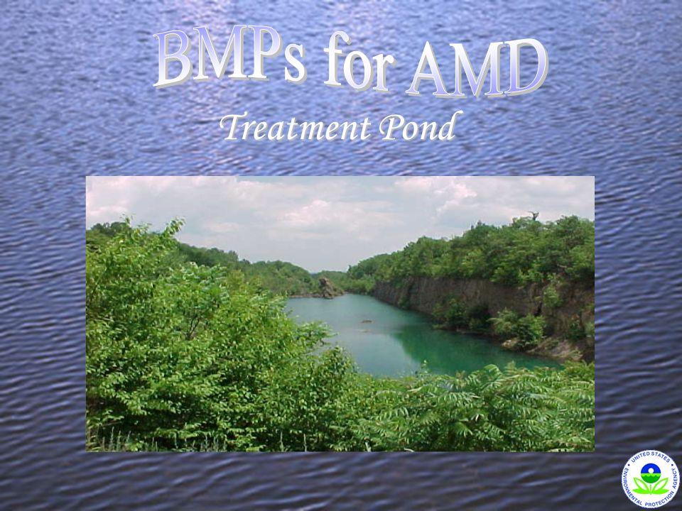 Treatment Pond