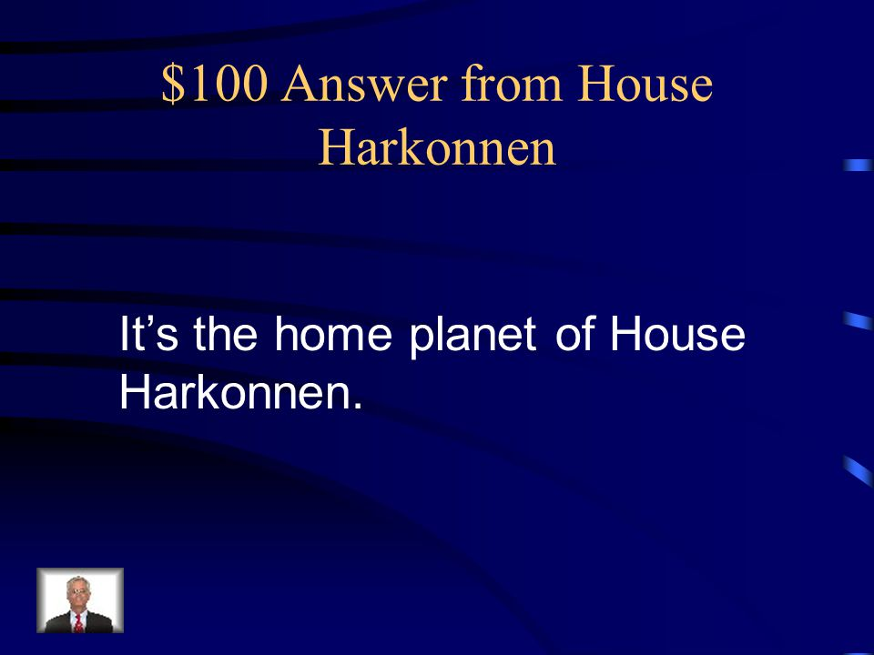 $500 Question from House Atreides What is kanly?