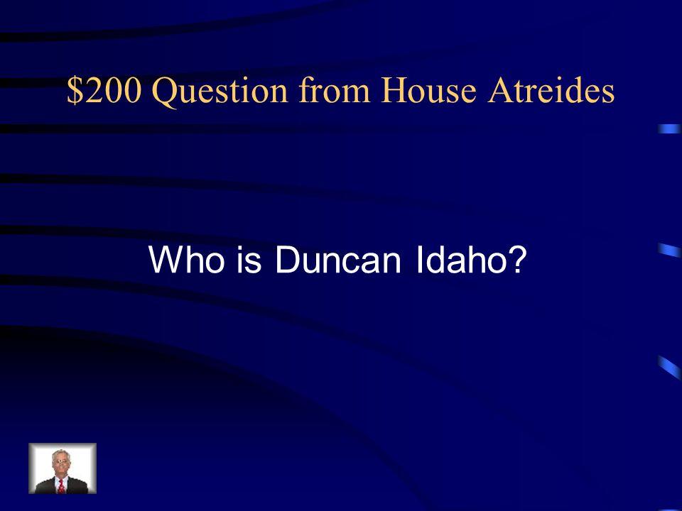 $200 Question from Arrakis, Dune, Desert Planet What is a Maker Hook?