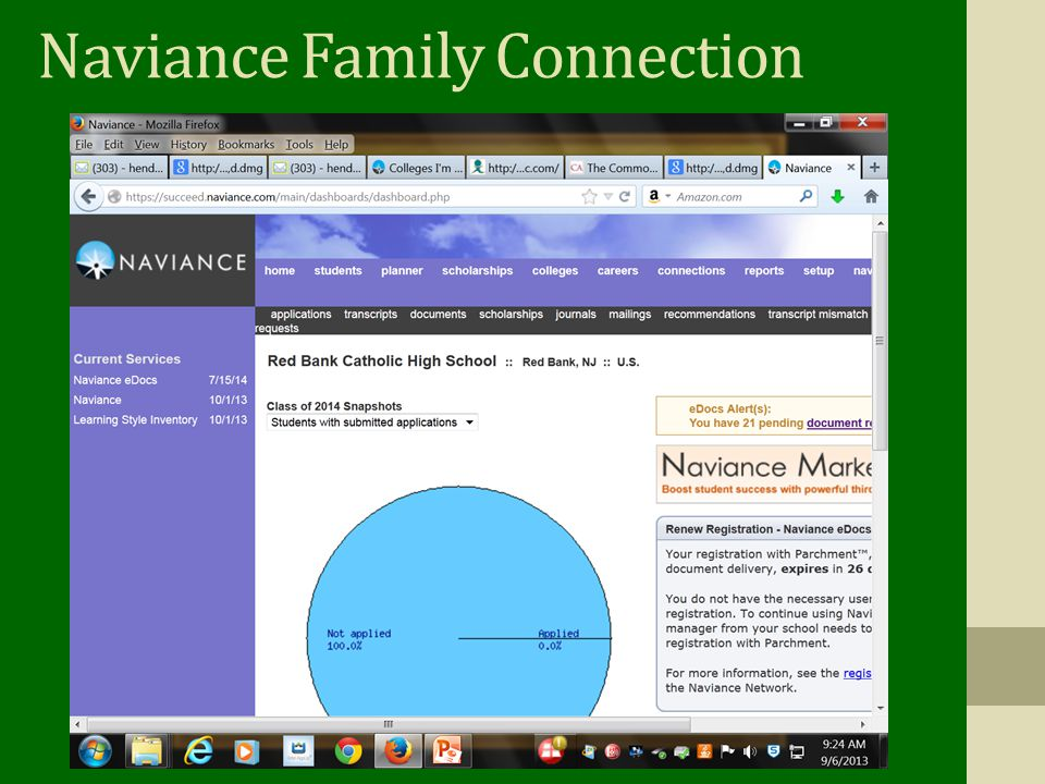 Naviance Family Connection