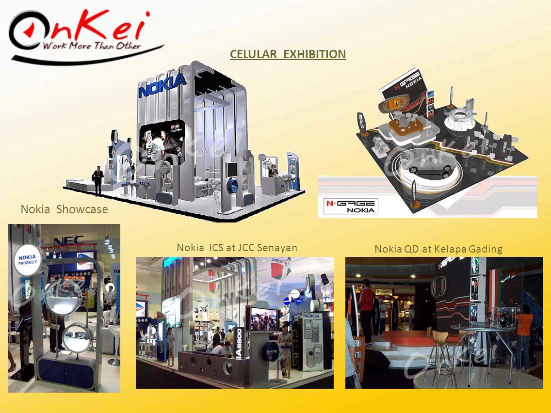 Otomotif Event Mitsubishi Motor at Plaza Senayan GT Radial at Gaikindo Expo Nissan Diesel at Gaikindo Expo