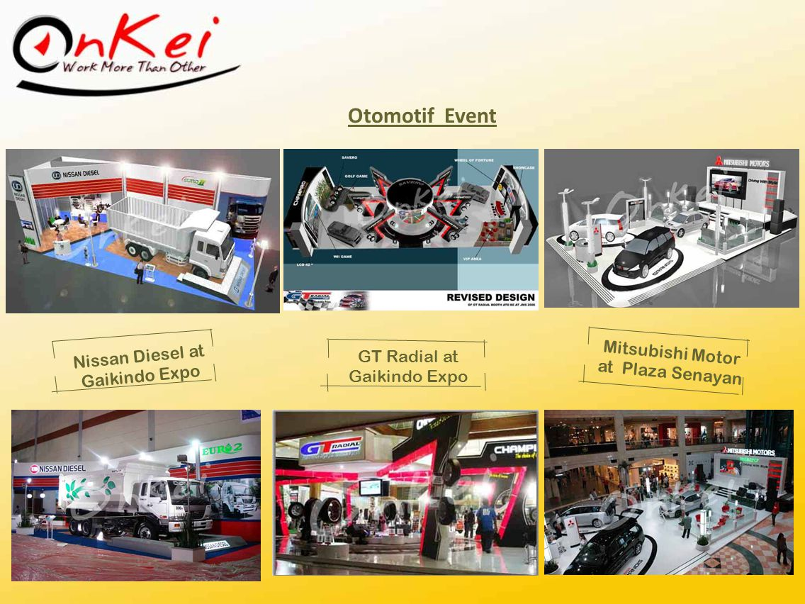 Rei Expo at JCC Senayan