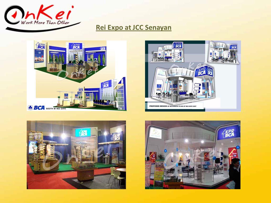 Indobuiltech Expo at Jcc PT. Alsun Suksesindo PT. Intec Persada