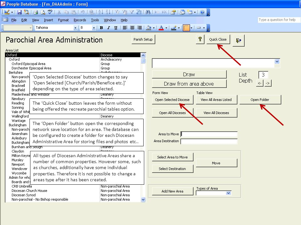 Part 1 showed the process of making an area redundant.