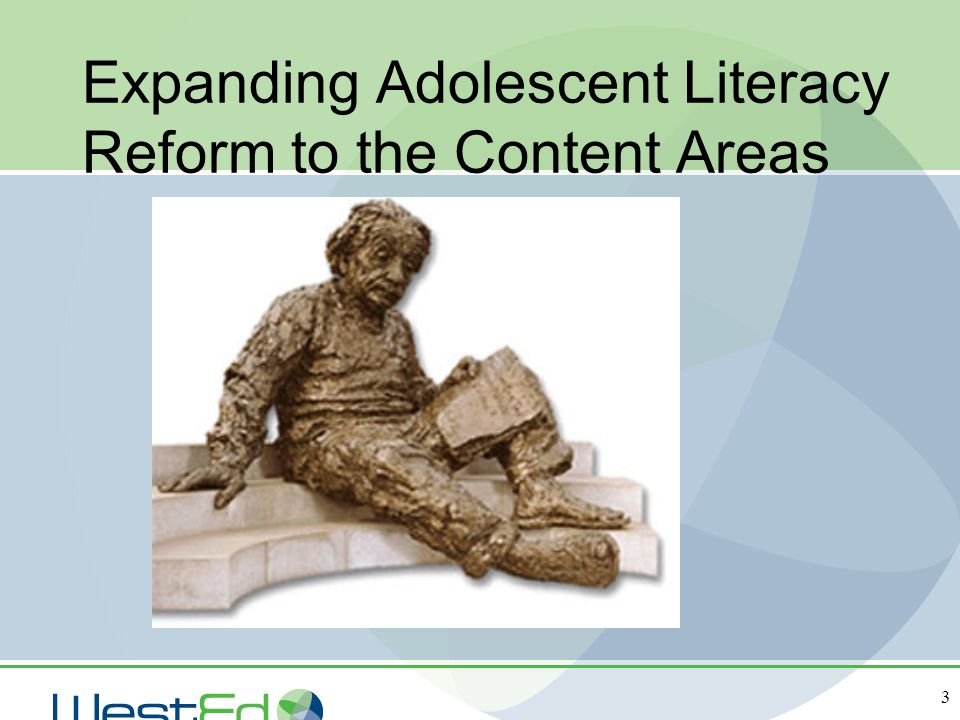 3 Expanding Adolescent Literacy Reform to the Content Areas