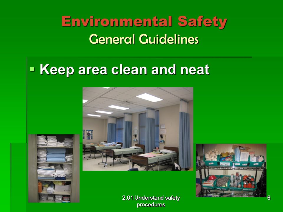 2.01 Understand safety procedures Environmental Safety Hazardous Materials Safety Signs and Symbols  This sign indicates which type of personal protective equipment must be worn before entering a specific area.
