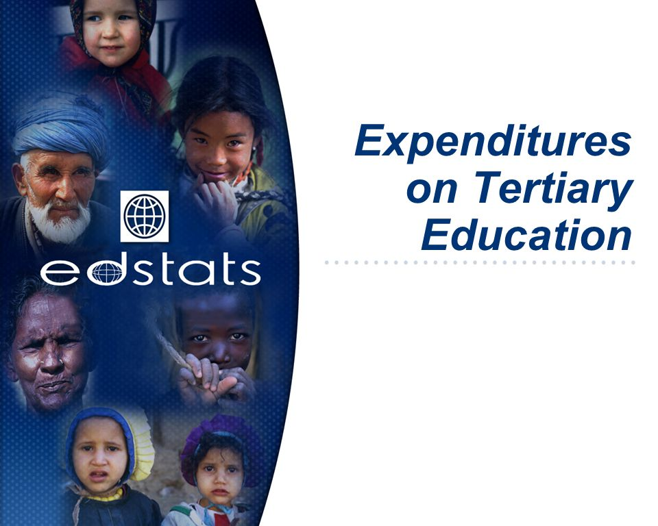 Expenditures on Tertiary Education