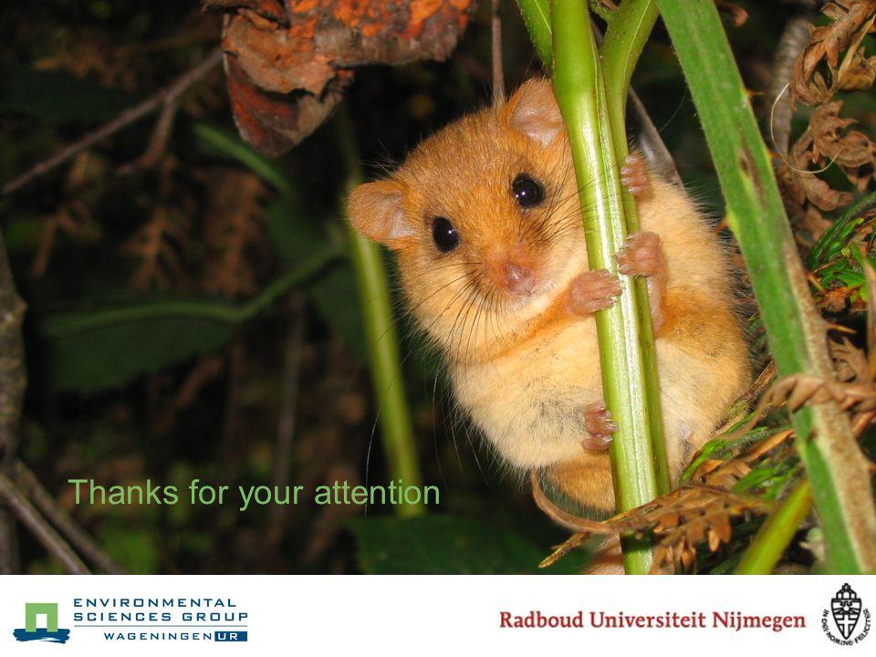 Met dank voor uw aandacht © Wageningen UR Thanks for your attention