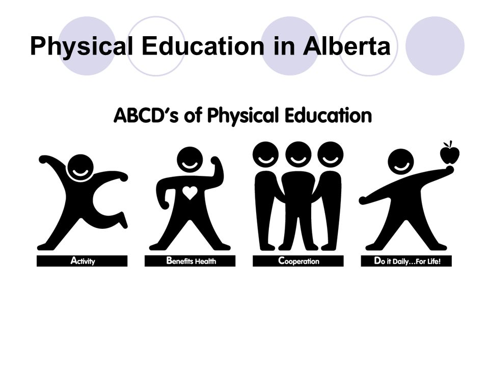 Physical Education in Alberta