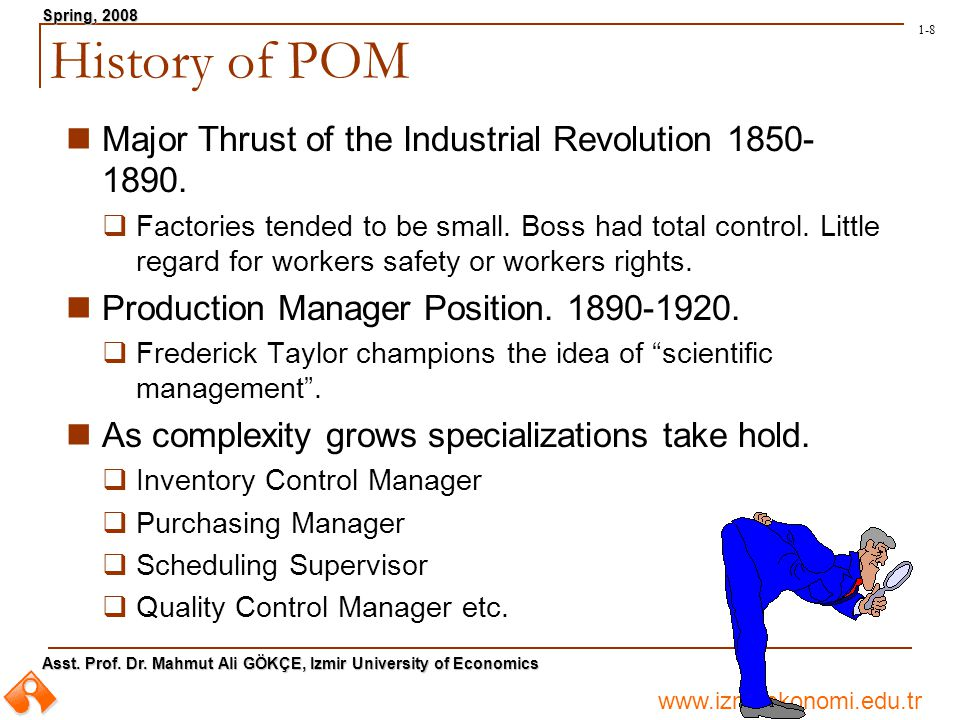 www.izmirekonomi.edu.tr Asst.Prof. Dr.