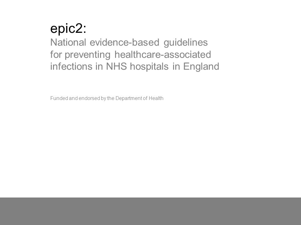 Guidelines for preventing infections associated with the use of central venous access devices (CVAD) Bloodstream infections associated with the insertion and maintenance of CVAD are among the most dangerous of complications Approximately 3 in every 1000 patients admitted to hospital in the UK acquires a bloodstream infection, and nearly one third of these infections are related to CVAD CR-BSI is generally caused either by skin microorganisms at the insertion site or microorganisms from the hands of healthcare workers that contaminate and colonise the catheter hub Next BackMain MenuSection Menu