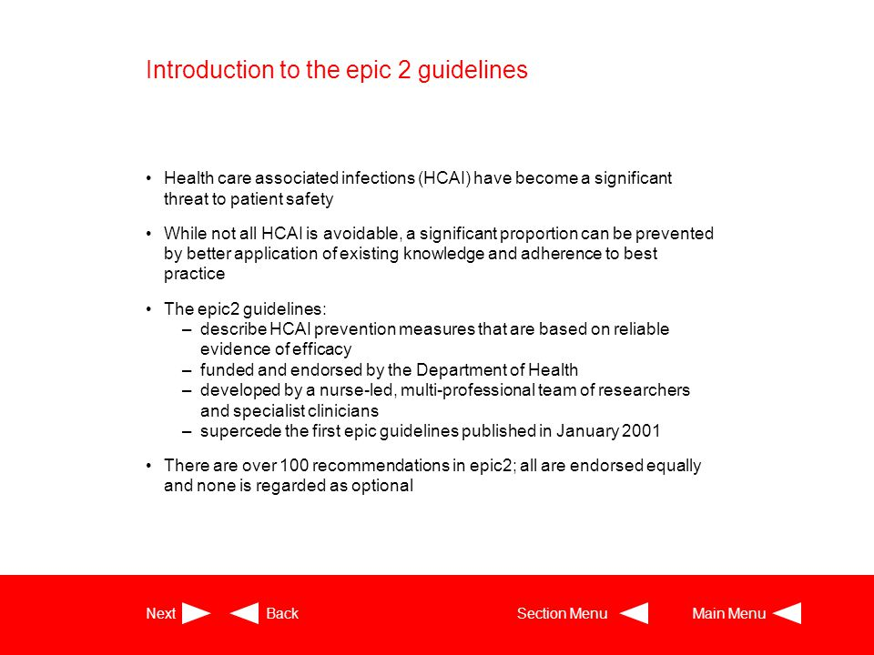 Education of healthcare workers and patients CVAD 1Healthcare worker caring for a patient with a central venous access device should be trained, and assessed as competent in using and consistently adhering to the infection prevention practices described in this guideline.