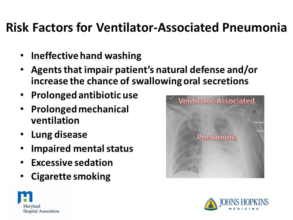 Eliminate Ventilator-Associated Pneumonia Led by Dr.