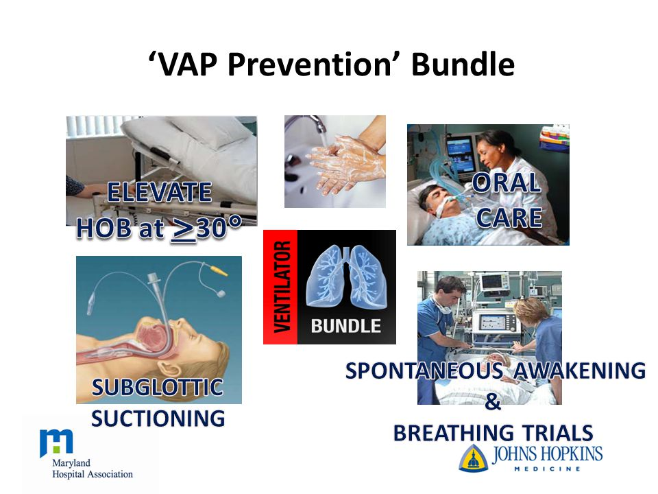 'VAP Prevention' Bundle