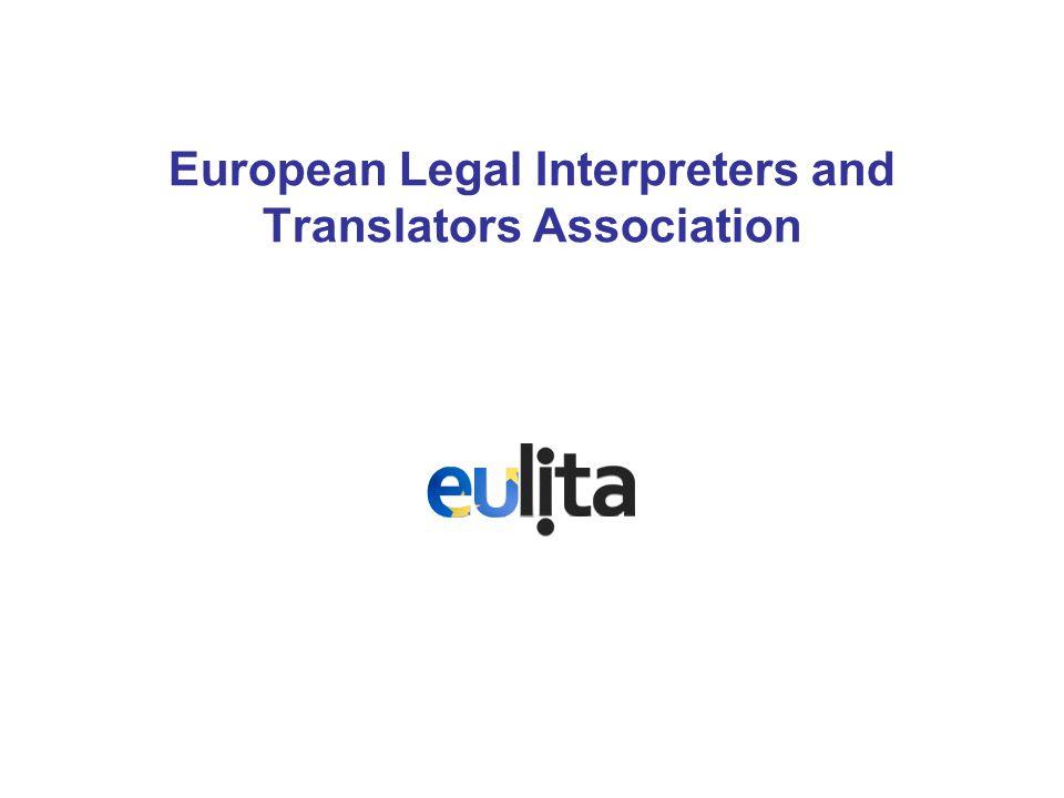 European Legal Interpreters and Translators Association