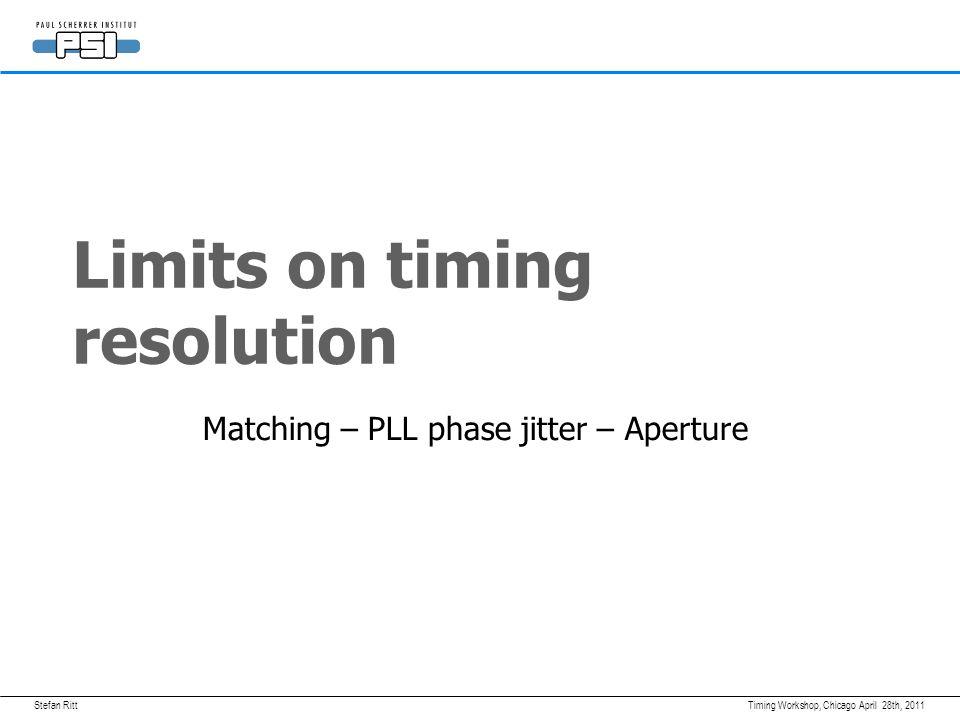 Stefan Ritt Optimal Chip Layout April 28th, 2011Timing Workshop, Chicago Bond Pad 32 sampling cells write+ write- …
