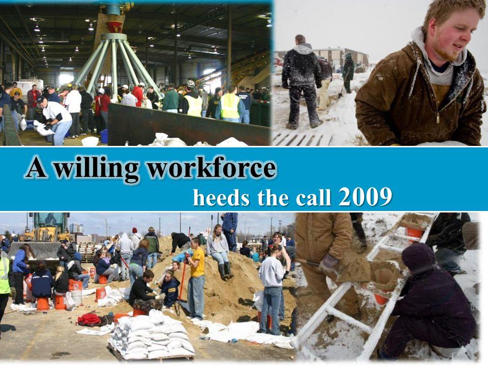 6 heeds the call 2009