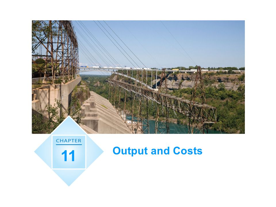 11 Output and Costs