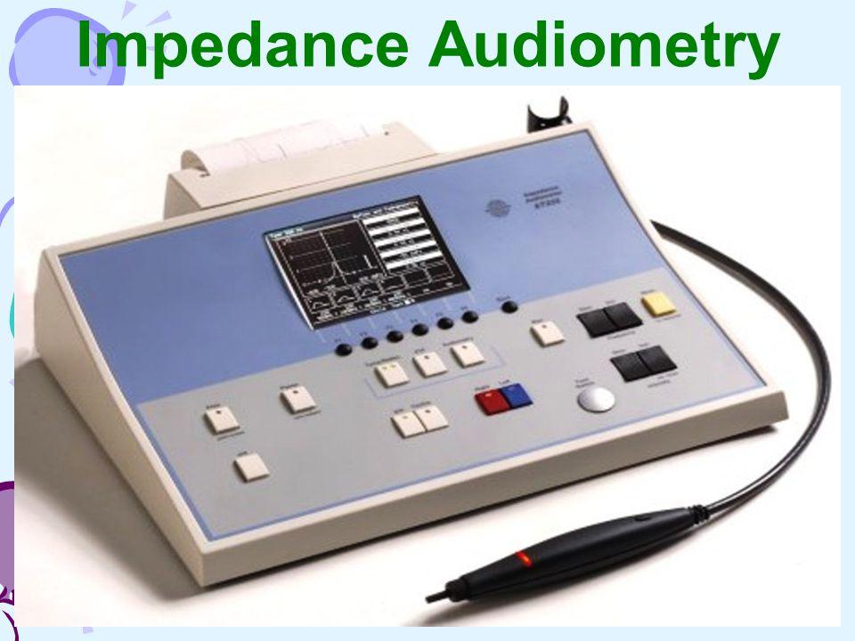 Impedance Audiometry
