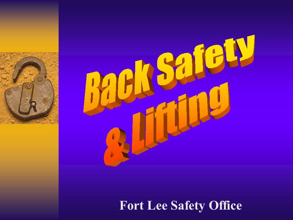 Fort Lee Safety Office