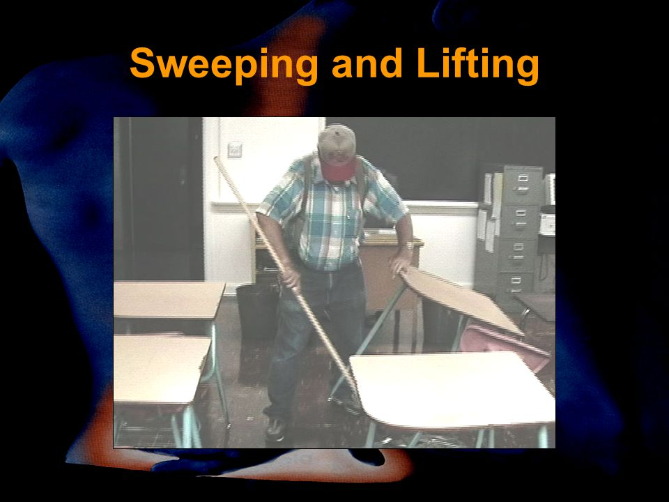 Sweeping and Lifting