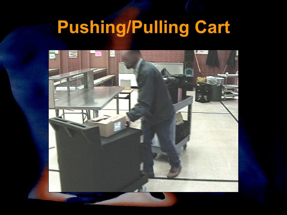Pushing/Pulling Cart