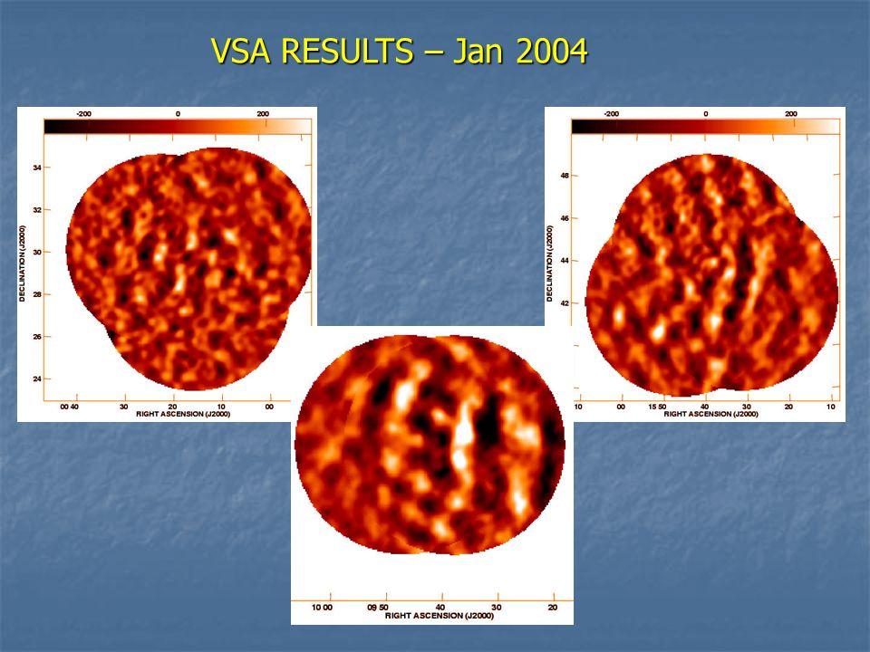 VSA RESULTS – Jan 2004
