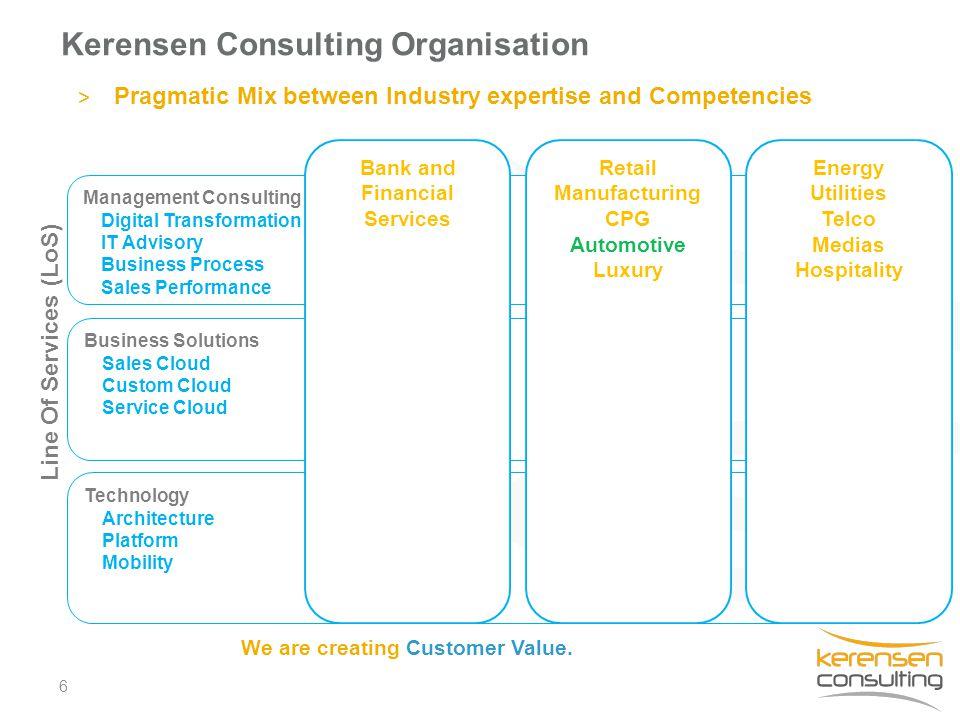 Business Solutions Sales Cloud Custom Cloud Service Cloud Management Consulting Digital Transformation IT Advisory Business Process Sales Performance