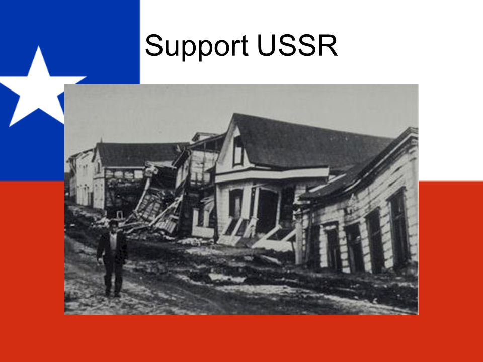 Support USSR
