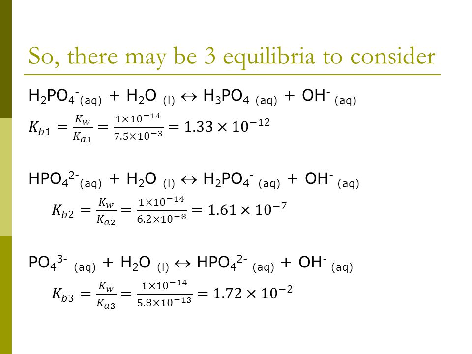 So, there may be 3 equilibria to consider