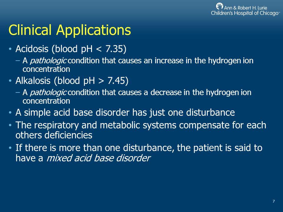 Types of Acid Base Disorders Metabolic Alkalosis Metabolic Acidosis Respiratory Alkalosis Respiratory Acidosis 8