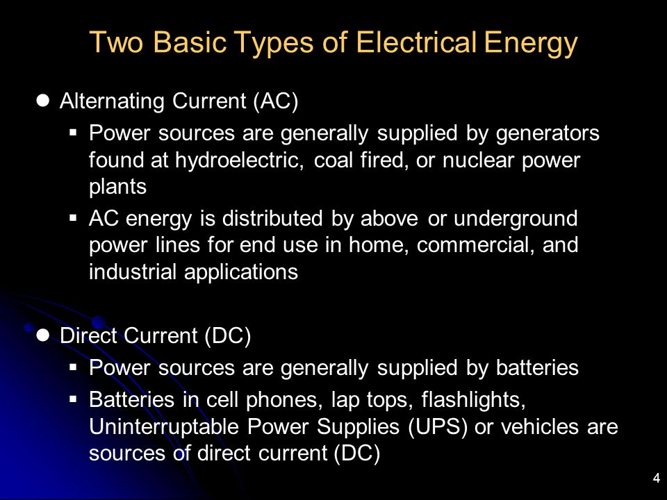 5 How does electricity travel.