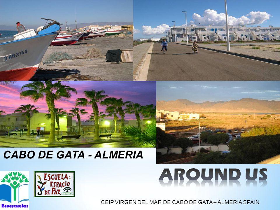 CABO DE GATA - ALMERIA CEIP VIRGEN DEL MAR DE CABO DE GATA – ALMERIA SPAIN