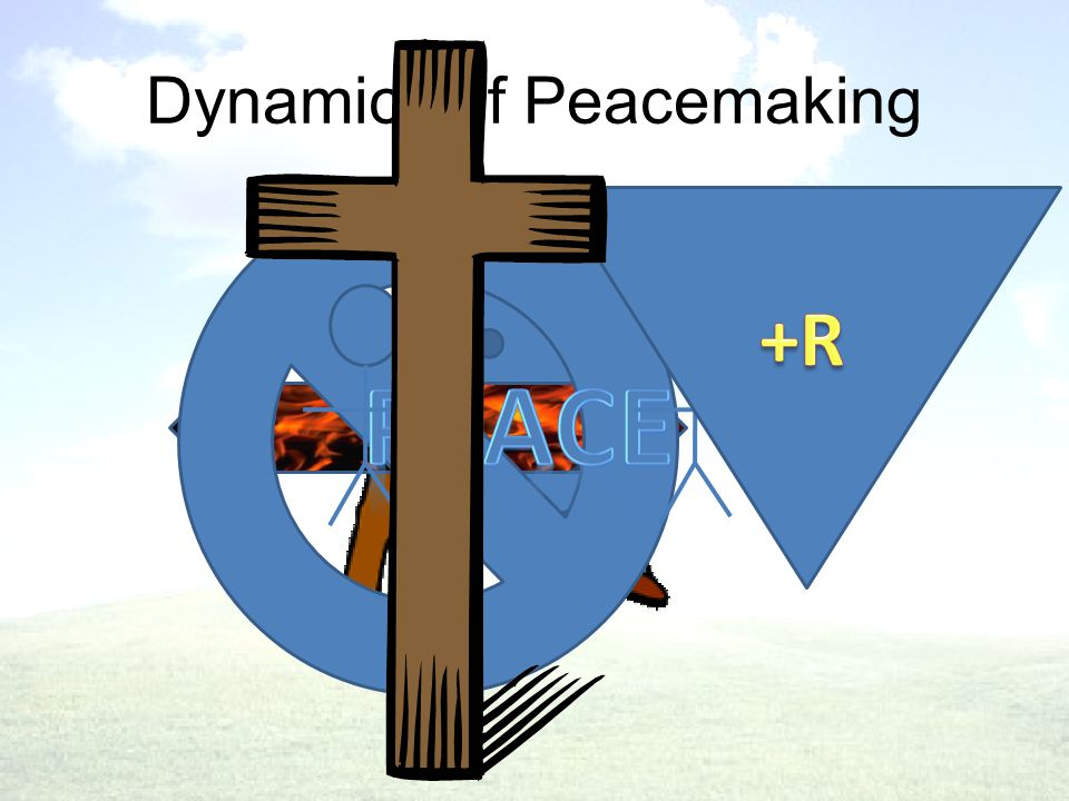 Dynamics of Peacemaking