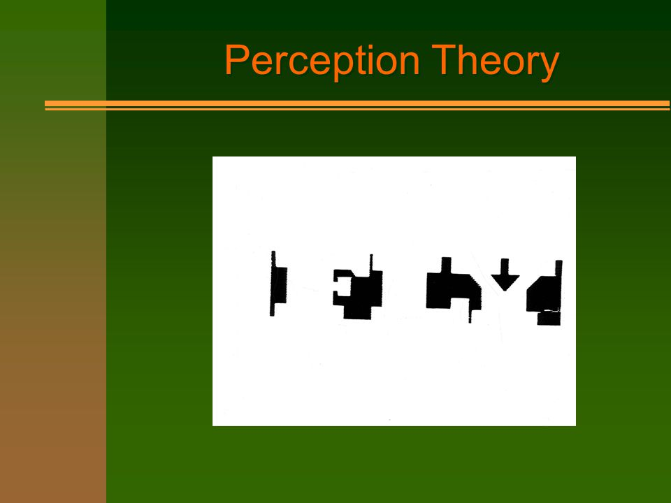Perception Theory