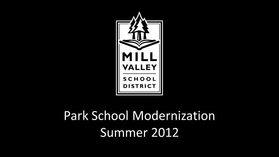 Park School Modernization Summer 2012