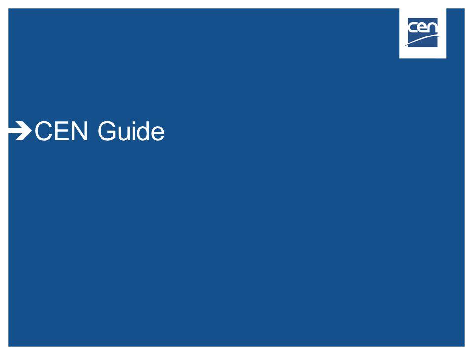 CEN Guide