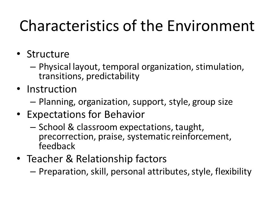 To repeat: Functional Assessment is a process to gather information about factors related to the student and the environment that influence behavior To determine what purpose the behavior serves for the individual